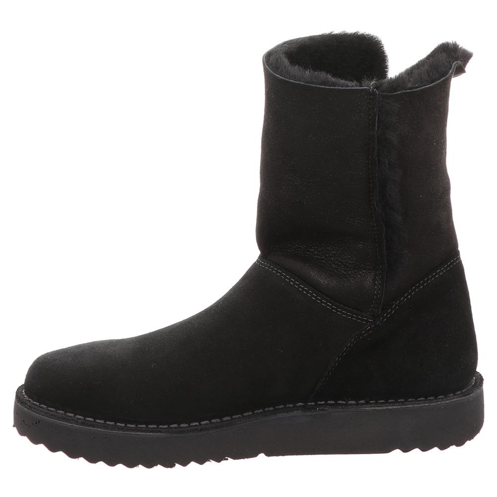 Ricosta | Uma | Boots gefüttert | Tex - schwarz