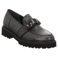 Gabor | Loafer | Mokassin | Glitter Crash - schwarz