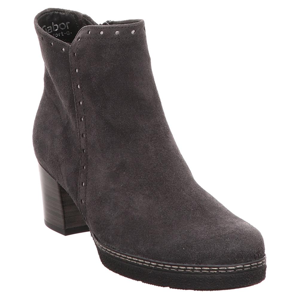 Gabor   Comfort   Stiefelette - grau   dark grey