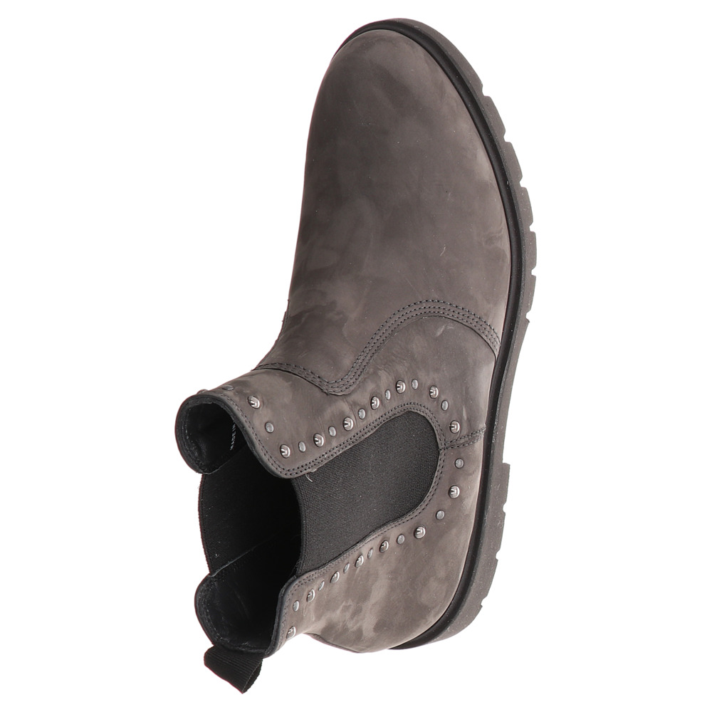 Paul Green   Chelsea Boot   Stiefelette - grau   iron