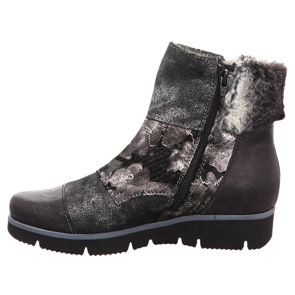 Charme | Stiefelette | Boots - schwarz