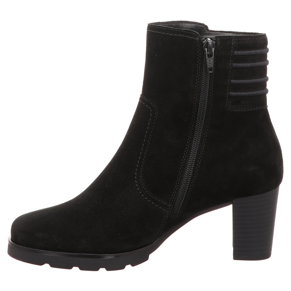 Gabor | Fashion | Stiefelette | Ankle Boot - schwarz