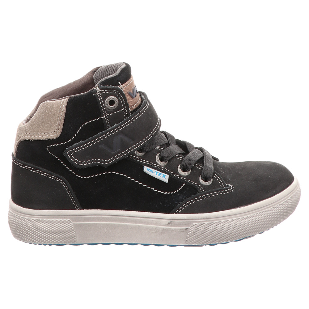 Vado | Ebbo | High Top Sneaker -TEX  schwarz | black