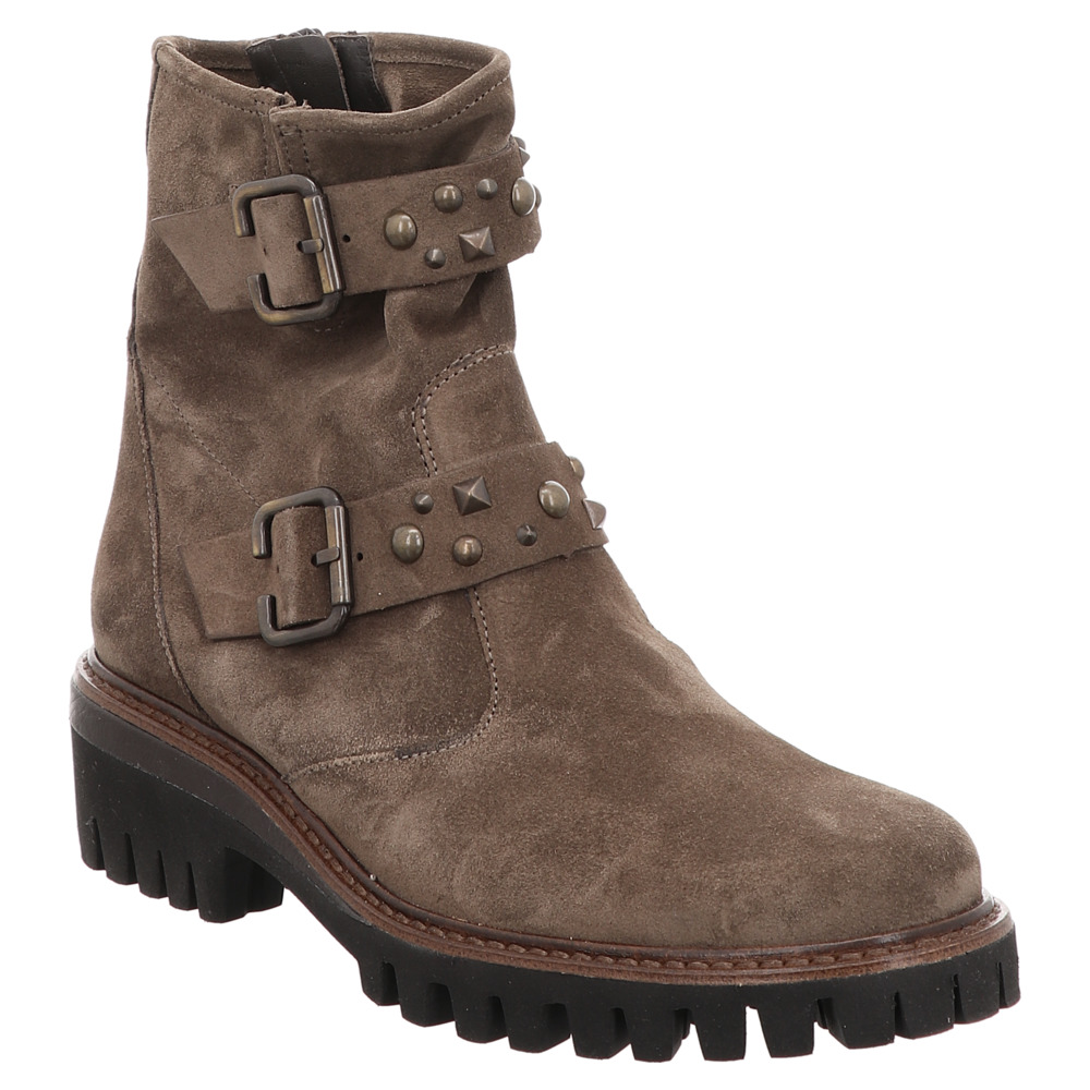 paul green stiefelette boots braun earth. Black Bedroom Furniture Sets. Home Design Ideas
