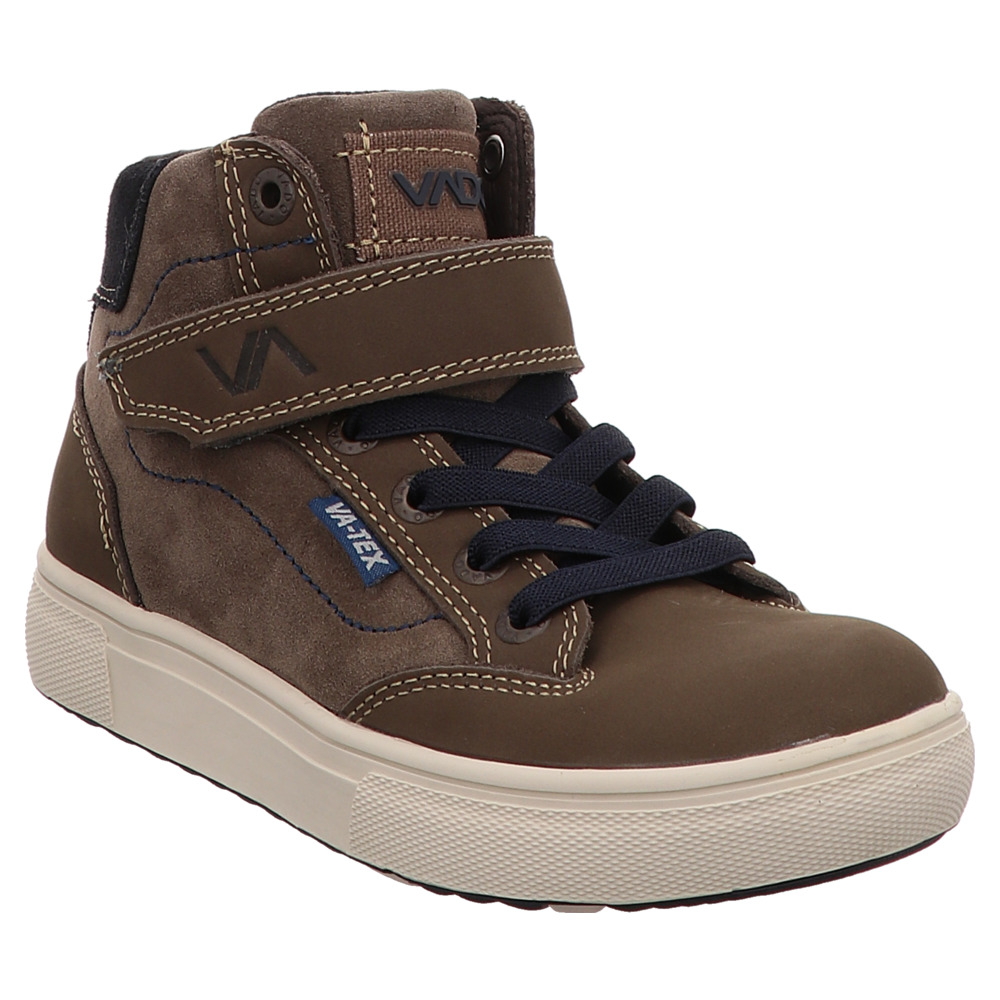 Vado | Ebbo | High Top Sneaker - schlamm | taupe