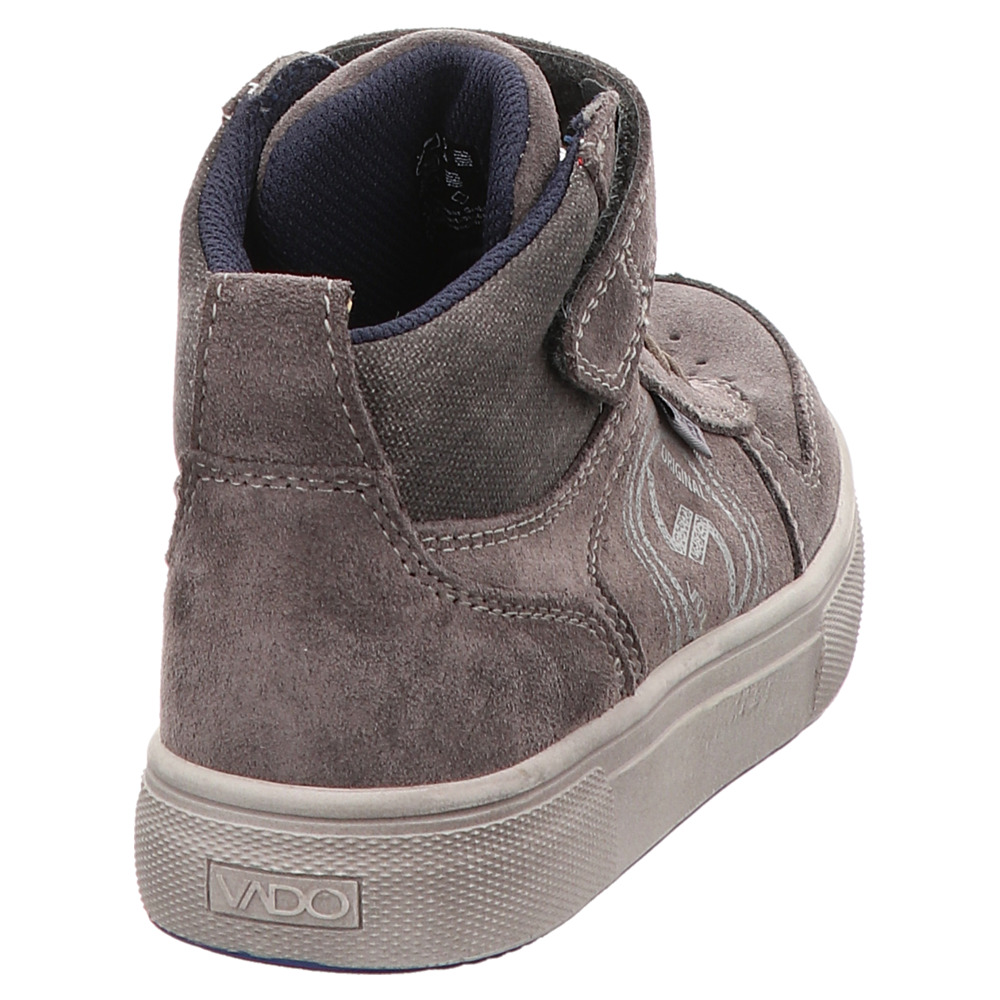 Vado | Matz | High Top Sneaker - grau | elefant