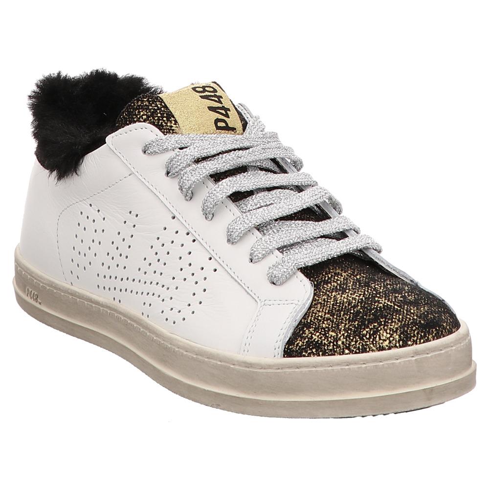 P448 | A8John | Sneaker - weiß | white