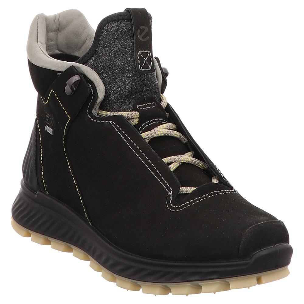 Ecco   Trekking Boots   Exostrike L   GORE-TEX - schwarz   black wild