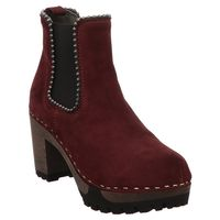 Softclox | Odette | Chelsea Boots - rot | wine