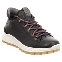 Ecco | Sneaker | Goretex- schwarz | Ladies Black