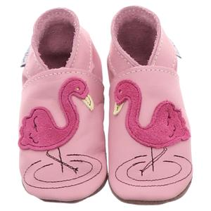Inch Blue | Flamingo | Krabbelschuh - rosa | baby pink
