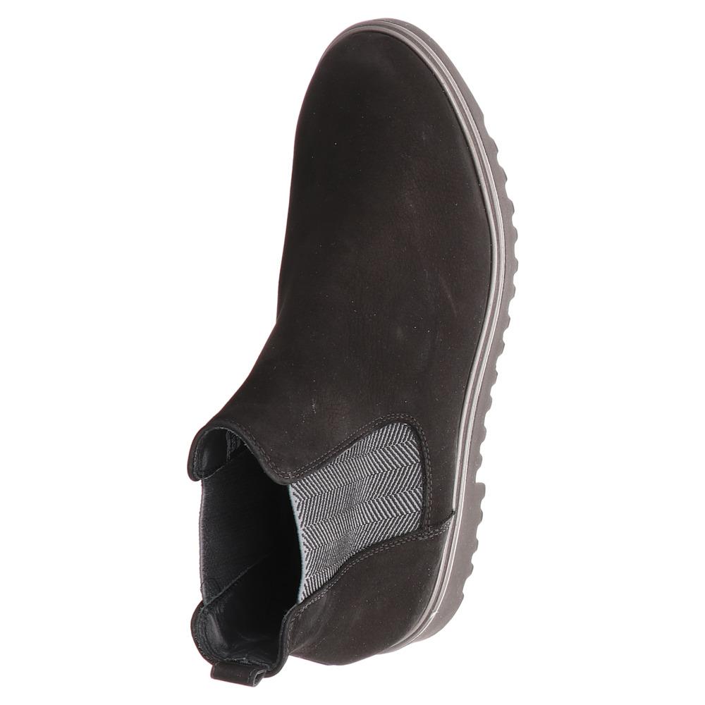Paul Green | Chelsea Boot | Stiefelette - schwarz