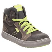 Vado | Andy-Pro | High Top Sneaker - TEX braun | taupe