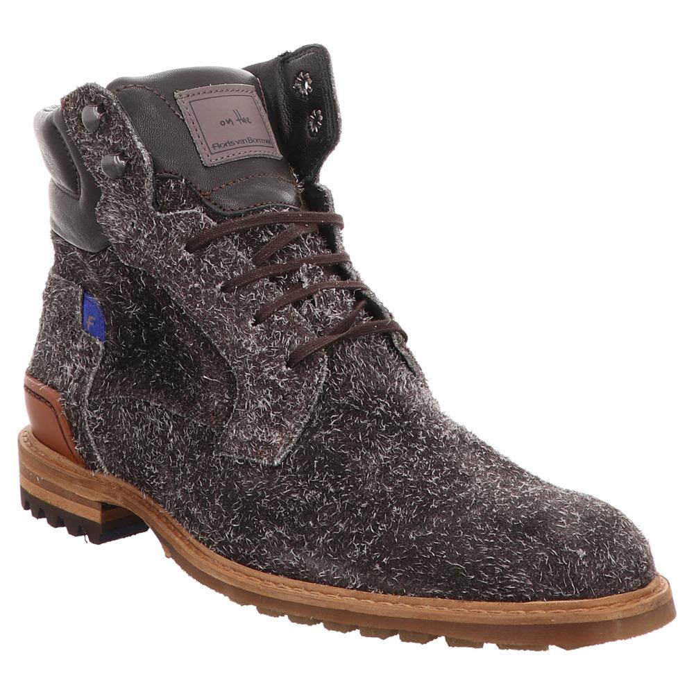 Floris van Bommel | Mid Cut Boots - grau | grey