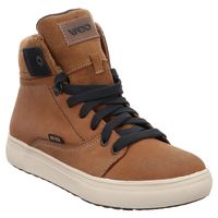 Vado | Bosse | High Top Sneaker -TEX  beige | cognac