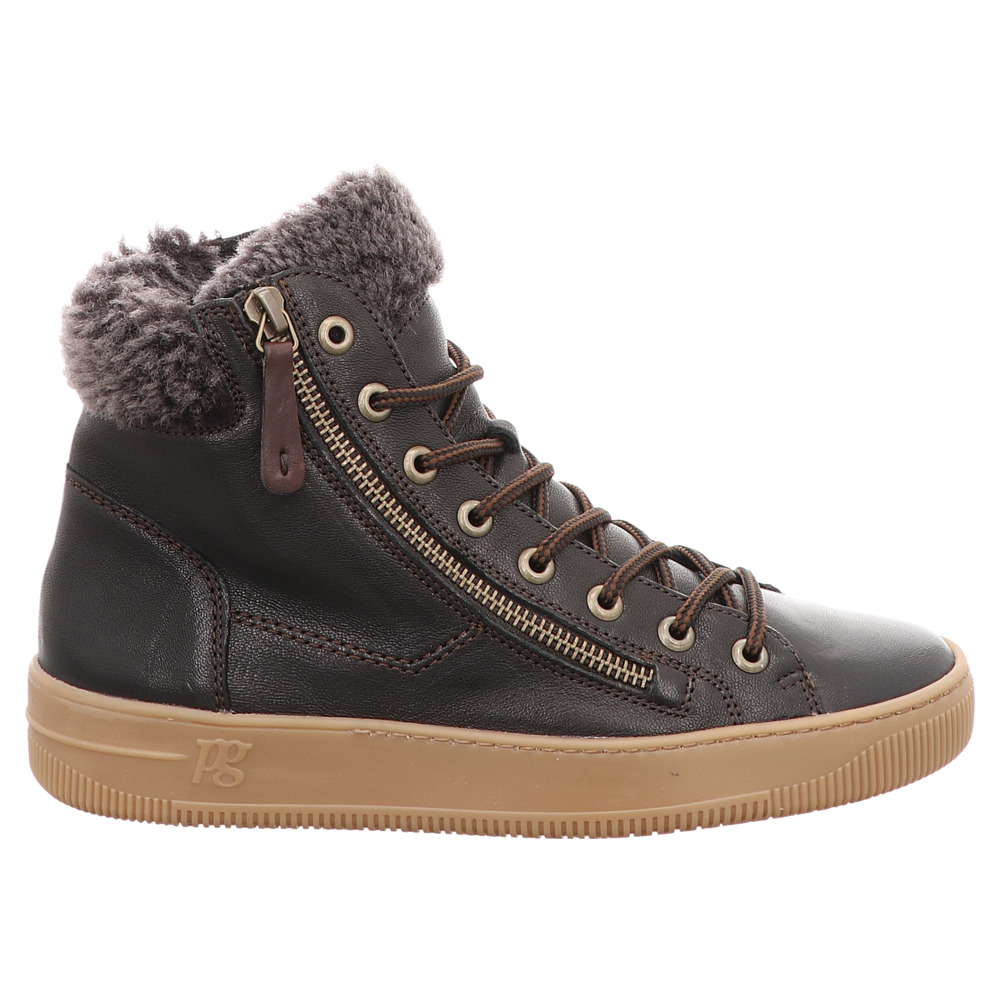 Paul Green | High Top Sneaker - schwarz