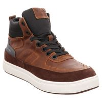 Vado | Bill | High Top Sneaker - braun | dk.brown