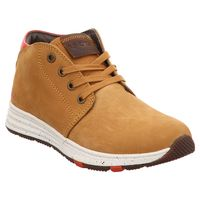 Vado | Alan | High Top Sneaker | TEX - braun | wheat