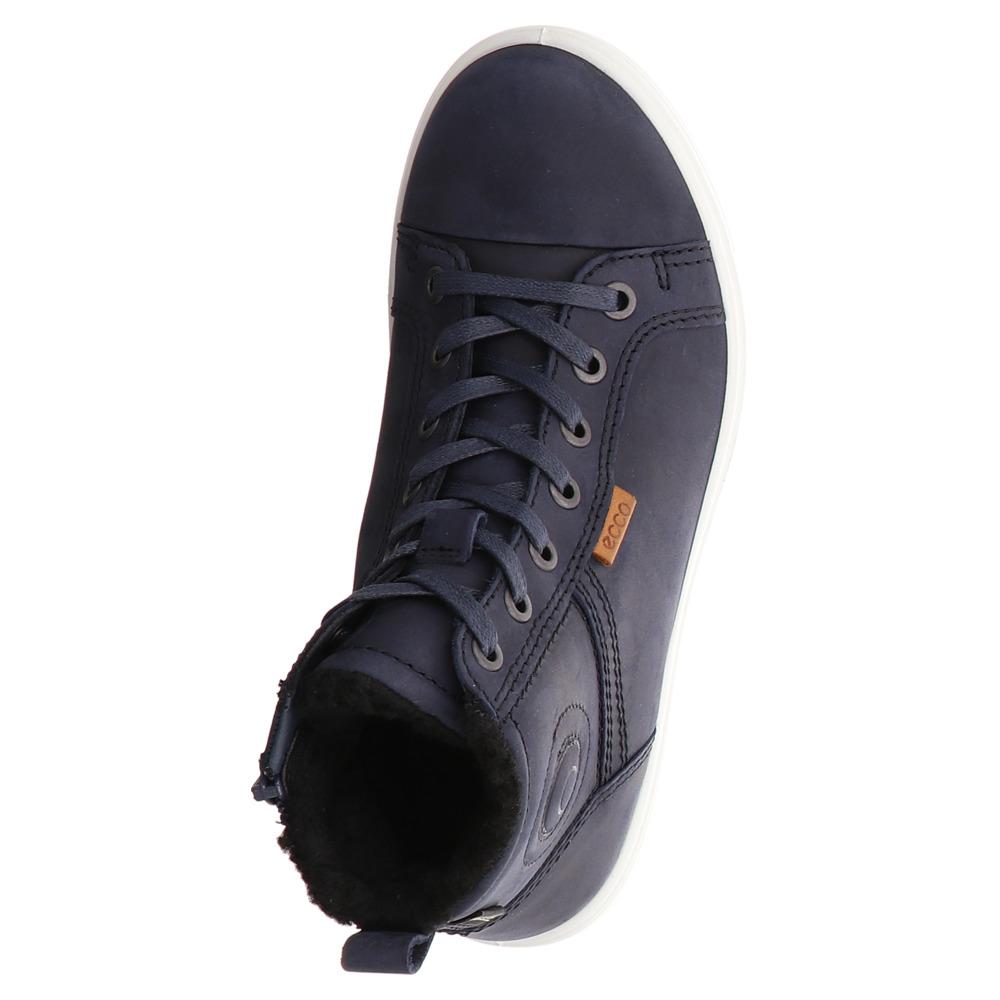 Ecco | S7 Teen | Stiefel | Boots Goretex blau Night