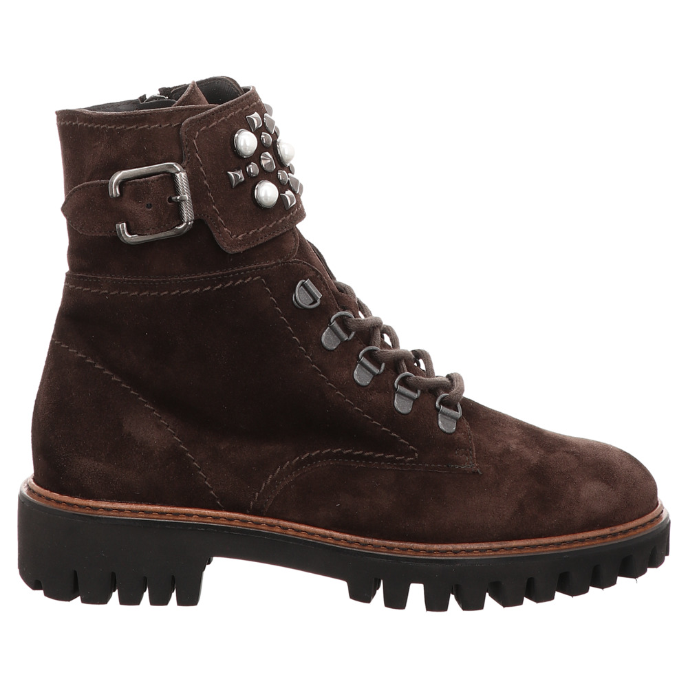 Paul Green | Stiefelette | Boots - braun | schoko