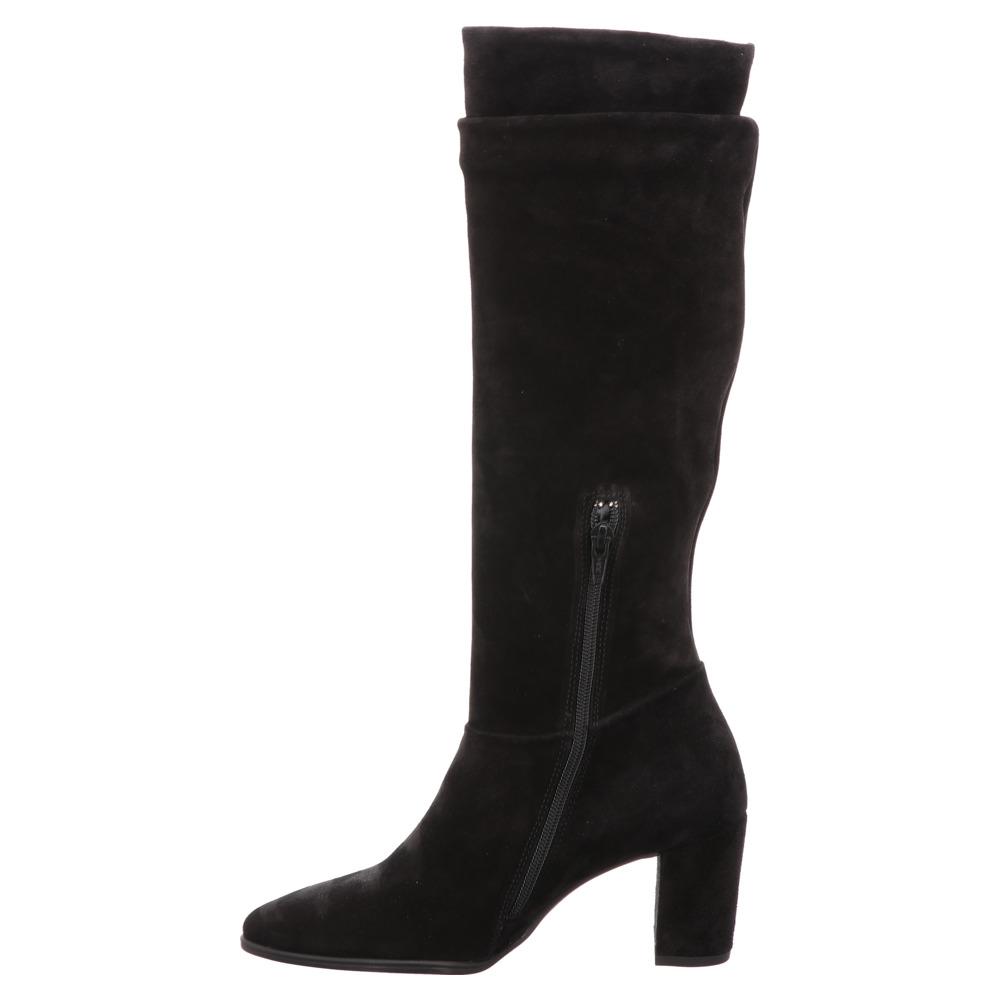 Paul Green   Stiefel   Slouch Boots - schwarz