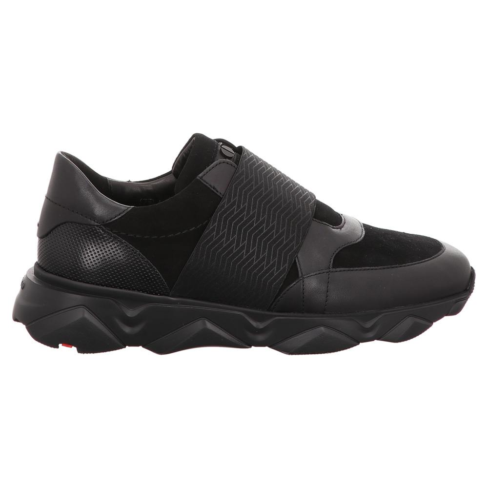 Lloyd   Abi   Sneaker   Halbschuh - schwarz