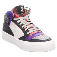 P448 | A8Space | High Top Sneaker - blau | ural
