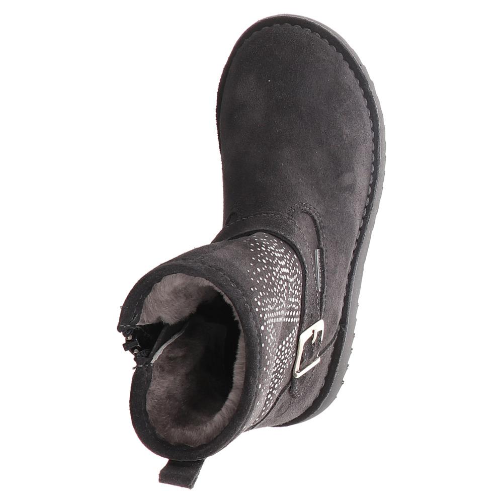 Ricosta | Cosma | Boots - TEX grau | asphalt