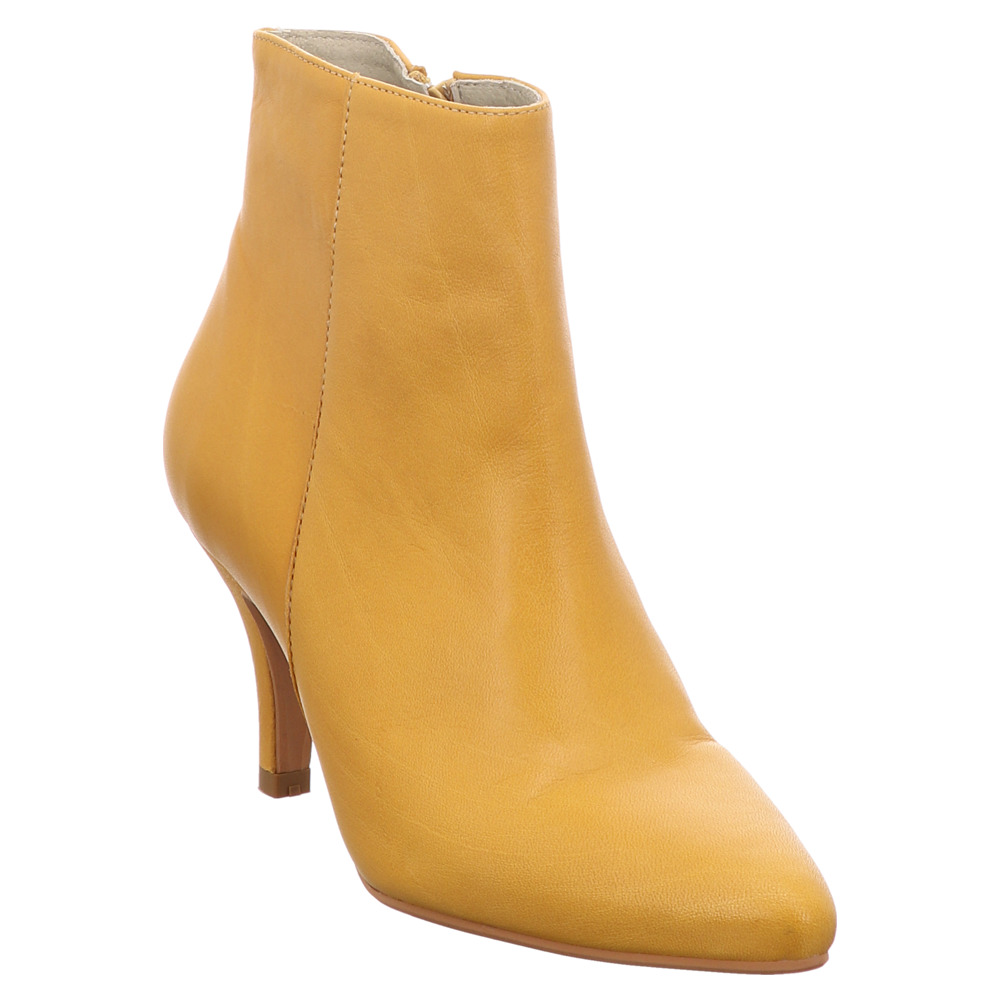 Lazamani | Stiefelette | Stiletto - gelb | yellow