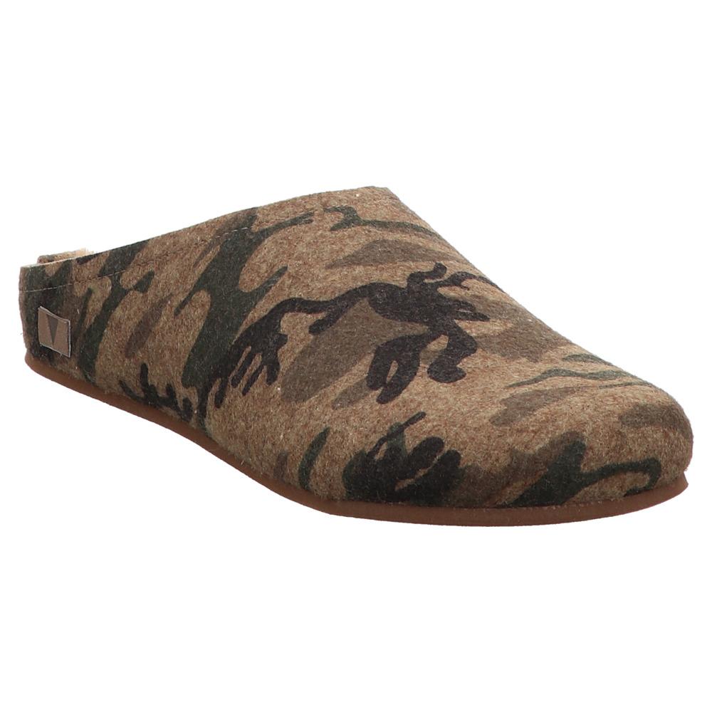 Verbenas   Rambo   Hausschuh Camouflage - beige