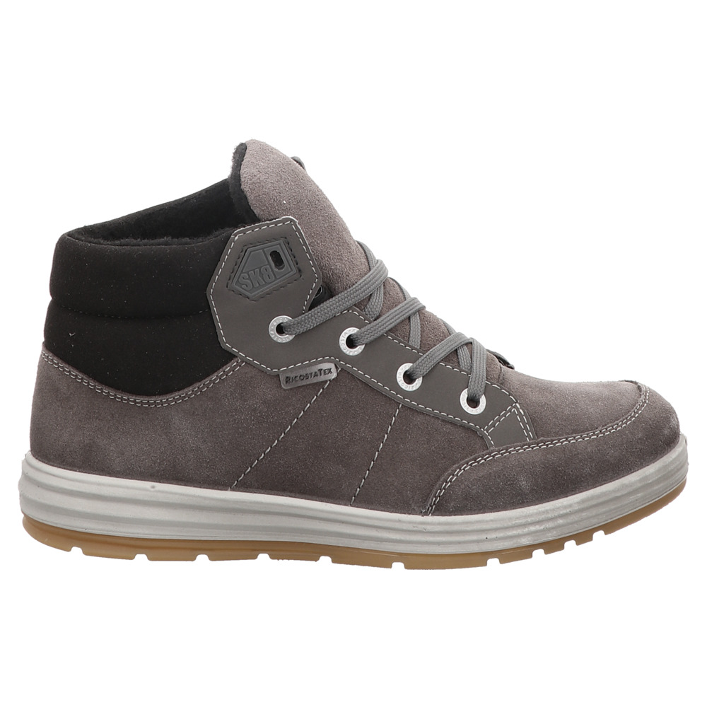 Ricosta | Bajo | High Top Sneaker | Tex - grau | meteor