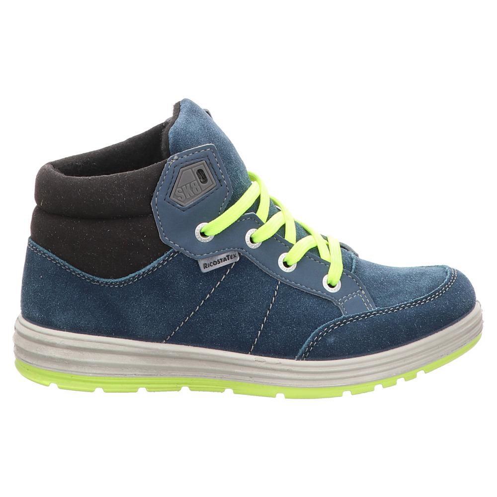 Ricosta   Bajo   High Top Sneaker - blau   pavone