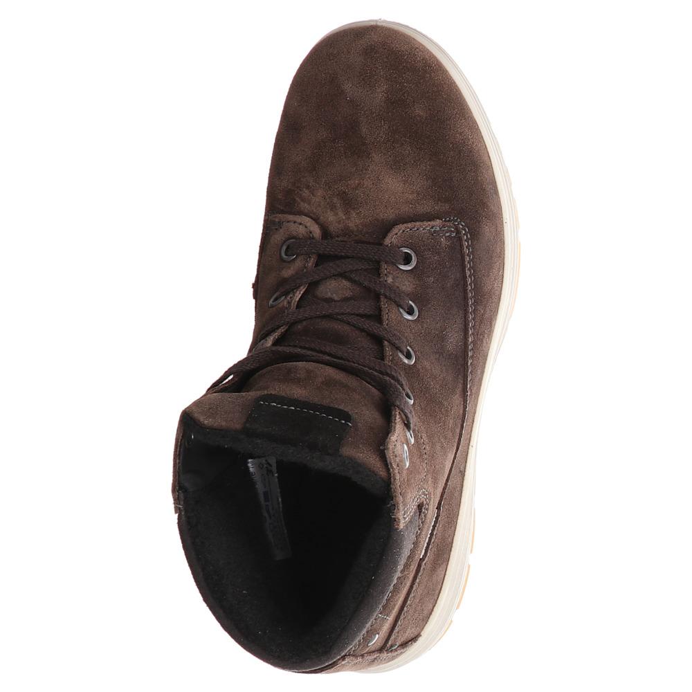 Ricosta | Dirk | High Top Sneaker - braun | cafe