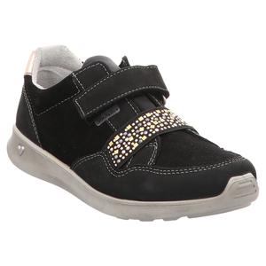 Ricosta | Milana | Sneaker | SympaTex - schwarz