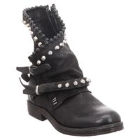 AS98 | Airstep | Biker Boot - schwarz | nero