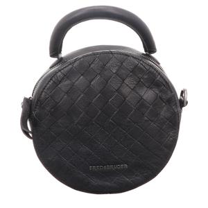 FREDsBRUDER   Rook   Handtasche - schwarz   black