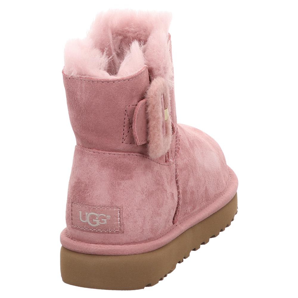 UGG | W Mini Bailey Fluff | Schneeboots - pink