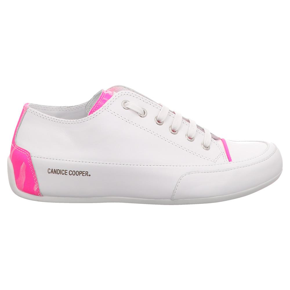 Candice Cooper | Rock Profilo | Sneaker - weiß | pink