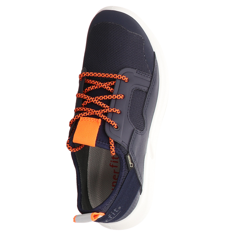 Superfit | Thunder| Sneaker | Goretex - blau | orange