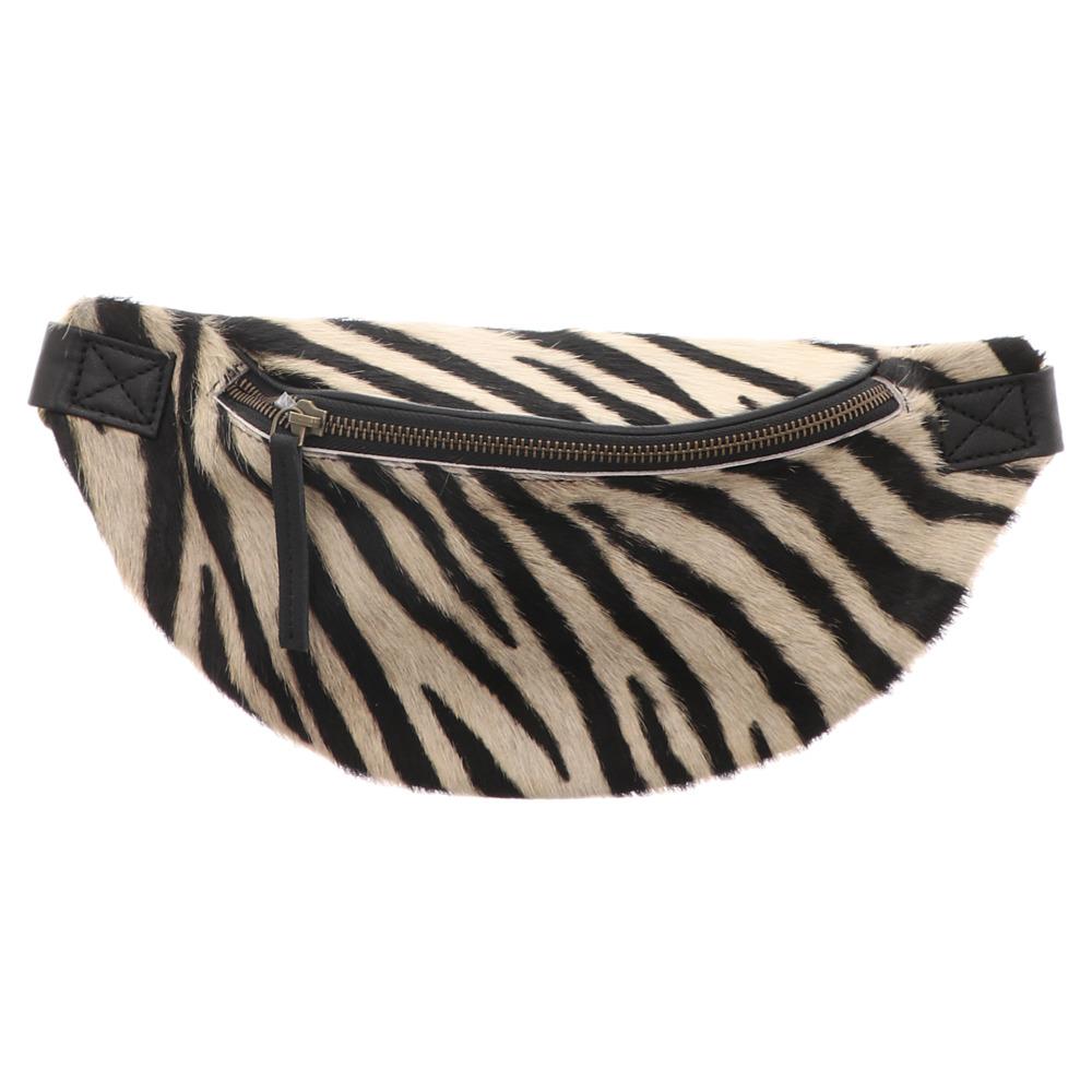 Anokhi | Belt Bag | Gürteltasche  - zebra