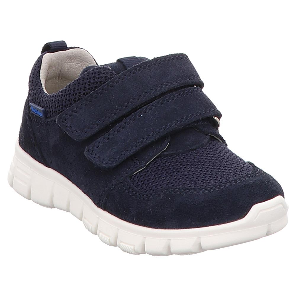 Richter   Jungen Klett Sneaker - blau   atlantic