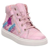 Richter | High Top Sneaker - rosa | candy