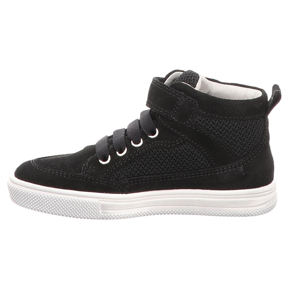 Richter | High Top Sneaker | schwarz - black