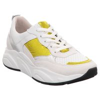 Kennel & Schmenger | Chunky Sneaker - weiß | bianco yellow