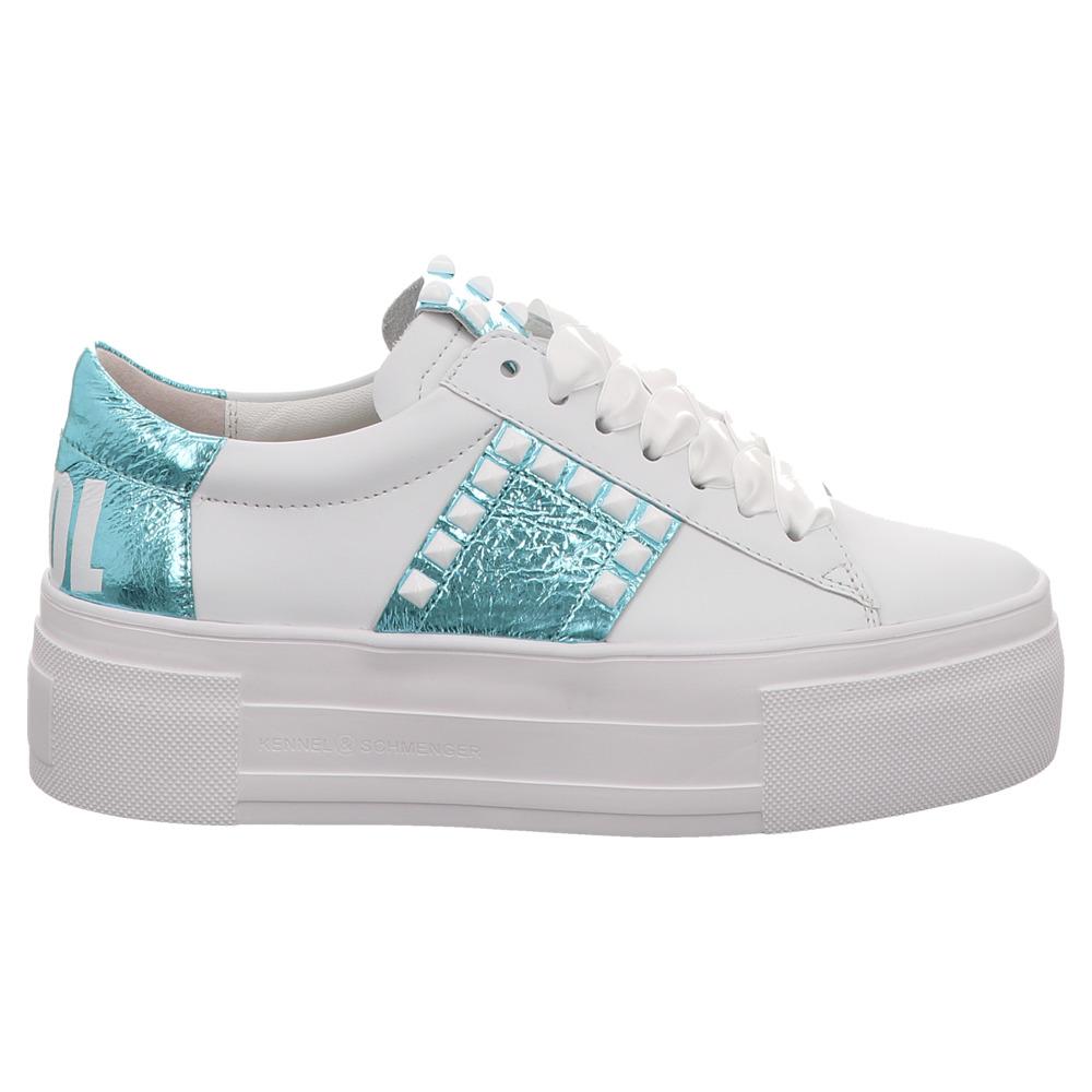 Kennel & Schmenger | Top Sneaker - weiß | bianco pool