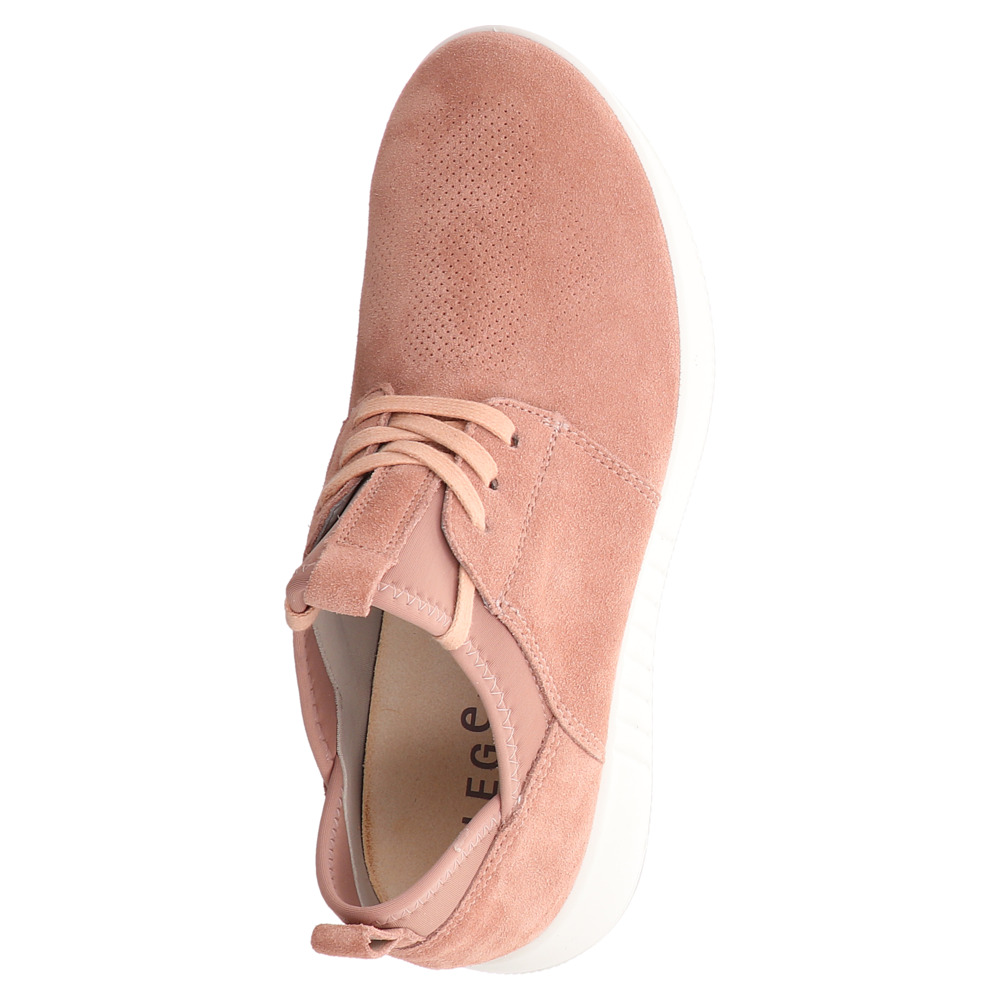 Legero | Essence | Sneaker | Schnürer - rose