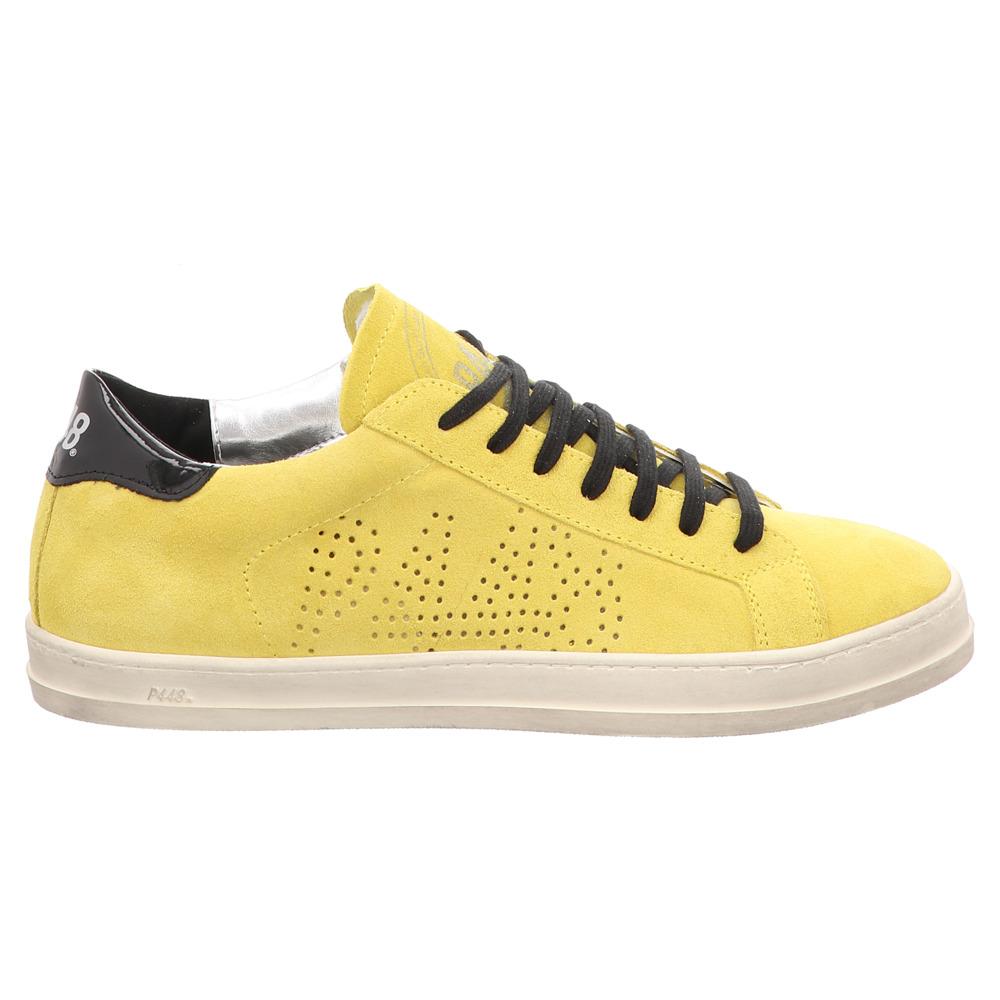 P448 | John | Sneaker - gelb | yellow