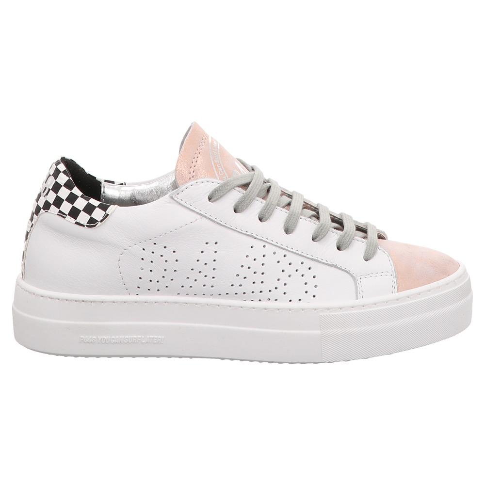 P448 | E9Thea | Sneaker - weiss | white