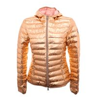 No. 1 Como | Forte M | Steppjacke - orange | powder