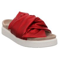 Inuikii | Slipper Knot | Pantolette - rot | metallic red